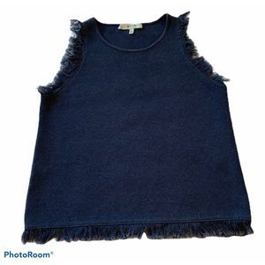 Milly Fringed Top